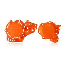 Acerbis Clutch Crankcase Ignition X-Power Engine Guards Orange KTM SX 250 17 18