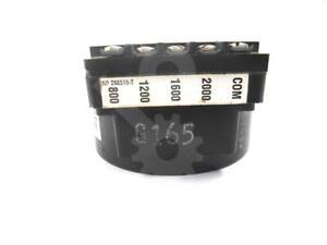 TSVG620B - 800-2000A GE MULTI RATIO NEUTRAL CURRENT TRANSFORMER MVT /  SKU012192