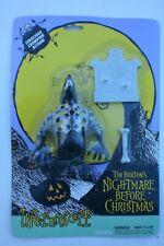 1993 The Nightmare Before Christmas Werewolf Unopened Card Disney NBC Hasbro