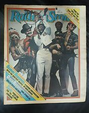 The Village People George Harrison  Rolling Stone  Magazine #289 April 19, 1979
