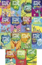 ** Roald Dahl 18 Audiobooks MP3 Books incudes The Twits & Matilda Unabridged **