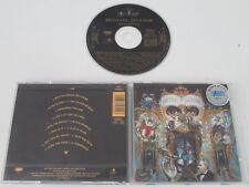 MICHAEL JACKSON/DANGEROUS ( EPIC EPC 465802 2) CD Album