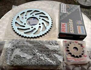 Chain Set For Suzuki Gsxr 1100, 90-92, #532, 15-48-118, GV73C, GSX-R1100, L-N