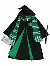 Harry Potter Slytherin Draco Malfoy Fancy Dress Costume Dressing Up Outfit - NEW