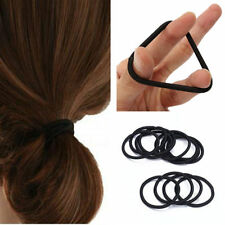 50pc Multi-Color Hair bands Headband Elastic Hair Ties Rope Ponytail Holder Bulk