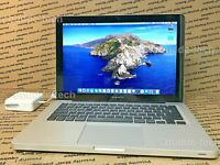 "Apple MacBook Pro Refurbished 13"" inch Pre-Retina a1278 Catalina Newest OS 2019"