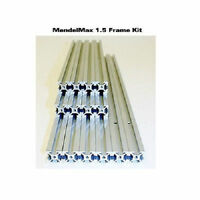 3D Printer Frame Kit MendelMax 1.5 Extrusion T-Slot Aluminium Profile 20x20 - 2