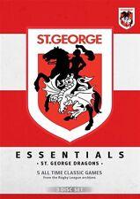 NRL - Essentials - St. George Dragons