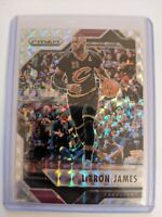 LEBRON JAMES 2016-17 PANINI MOSAIC #64 SILVER PRIZMS CAVALIERS HEAT LAKERS SP