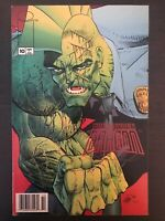 Savage Dragon #10 1994 Newsstand variant Image Comic Book
