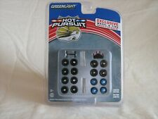 2019 GreenLight Hot Pursuit Wheel & Tire Multipack 1/64 Accessories