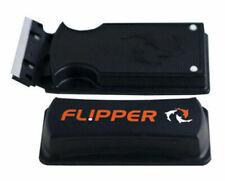 FLIPPER STANDARD 2 IN 1 MAGNET AQUARIUM ALGAE CLEANER GLASS & ACRYLIC