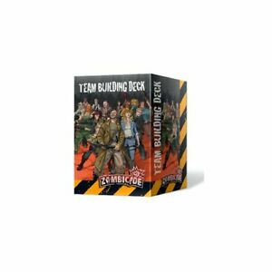 Zombicide: Tokens & Tiles - Team Building Deck by Guillotine Games COLGUG0057