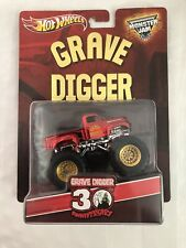Hot Wheels Monster Jam RLC Grave Digger Rare 1:64 Mail In Mint