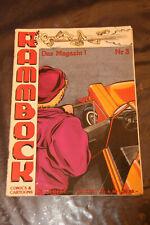 Rammbock - Das Magazin! Nr. 3 (Humor/Comic)