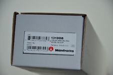 "Manfrotto 131DDB Auslegearm 4X 3/8"" 90° schwarz Multi Kamerahalter Studio"