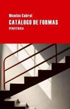 Catálogo de formas (Largo Recorrido) (Spanish Edition)-ExLibrary