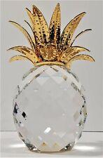 Swarovski Crystal 1983 Pineapple Candle Holder 010062 Retired