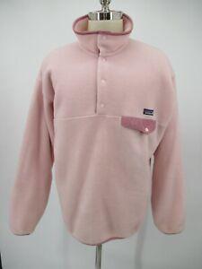 L6525 Patagonia Synchilla Women's Snap-T Fleece Jacket Size L