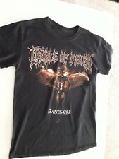 """Cradle Of Filth """"The Manticore And Other Horrors"""" Tee Shirt Large (?) Metal Rock"""