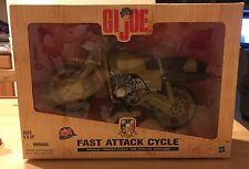Hasbro - Gi Joe - Fast Attack Cycle (35 Anniversary) - NIB