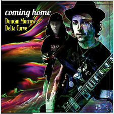 Coming Home by Duncan Morrow & Delta Curve (2014-CD) New-Free Shipping