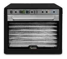Tribest Sedona Combo SD-S9150-B Food Dehydrator with Stainless Steel Trays