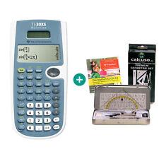 TI 30 XS MultiView Taschenrechner + GeometrieSet und MatheFritz Lern-CD