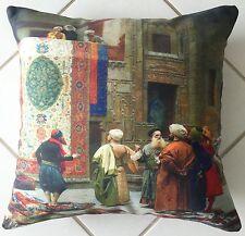 Kissen Bilderkissen Dekokissen Orientalisch 42x42 pillow almohada Cushion
