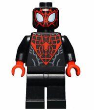 Lego Super Heroes Minifigura Spider-Man Miles Morales 76036 Nuevo, 100% Original