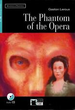 The phantom of the opera. Con CD Audio - Leroux Gaston