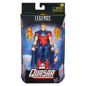 "Hasbro Marvel Legends Series Annihilators 6"" inch Quasar Action Figure in stock"