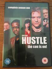 Hustle: Season 1 DVD (2005) Robert Glenister, Nalluri (DIR) cert PG 2 discs