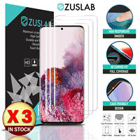 Galaxy S20 FE 5G ZUSLAB Full Cover Hydrogel Screen Protector For Samsung