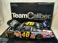 2002 Jimmie Johnson#48 Power of Pride Rookie TC Owners Dark Chrome 1/24 scale