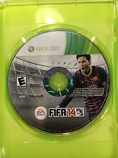 FIFA 14 (Microsoft Xbox 360, 2013) - Disc Only - Fast Shipping