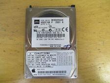 "Toshiba 80GB IDE 2.5"" Laptop Hard Disk Drive HDD MK8025GAX (I113)"