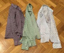 STEVEN ALAN 3 Women's Shirts Blouses Lot Small Like New!