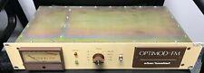 Orban Optimod 8000A Vintage FM Broadcast Audio Processor