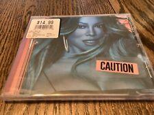 Mariah Carey Caution Brand New Cd Free Usa Shipping Pop Rock Diva