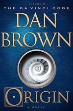 Origin: A Novel by Dan Brown - Hardcover