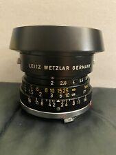 Leica Summicron-M 35mm F2 Canada 2460789