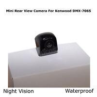 COLOR REAR VIEW CAMERA W// NIGHT VISION FOR KENWOOD DDX373BT DDX-373BT