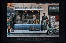 HIGHWAY FIFTY ONE 51 POSTER 60x90cm NEW * Elvis Monroe James Dean Chris Consani