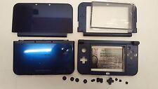 COVER CASE SCOCCA DI RICAMBIO NINTENDO NEW 3DS XL COLORE BLU SHELL NEW 3DSXL