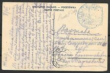 Russia covers 1915 Russian Fieldpost PPC