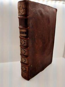 1703 R.P. François GIRY - Les Vies des Saints - Gravures pleine page - In-folio