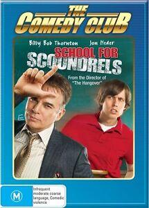 School For Scoundrels (DVD, 2009)