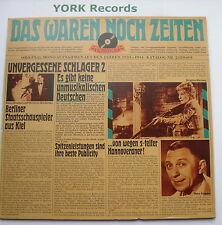 DAS WAREN NOCH ZEITEN - Volume 2 - Various - Ex Con LP Record Polydor 2459 019