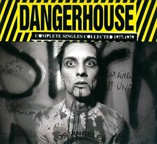 DANGERHOUSE Complete Singles Collected 2x CD Avengers X Dils WEIRDOS Bags NEW!